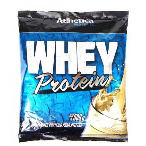 Whey Protein Pro Series 500gr Refil - Atlhetica