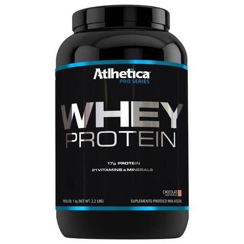 Whey Protein Pró Series - Atlhetica Nutrition