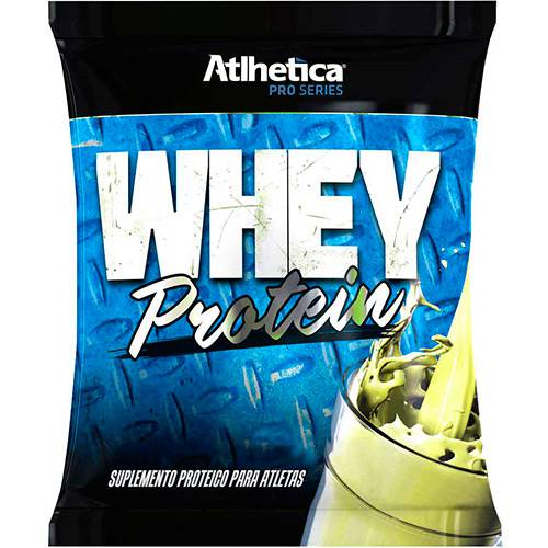 Whey Protein Pro Series Refil 500g - Atlhetica