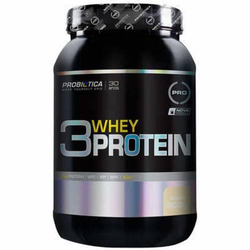 3 Whey Protein Probiotica 900 Gr