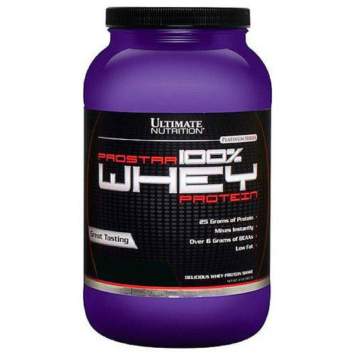 Whey Protein Prostar 100% 907g Ultimate Nutrition