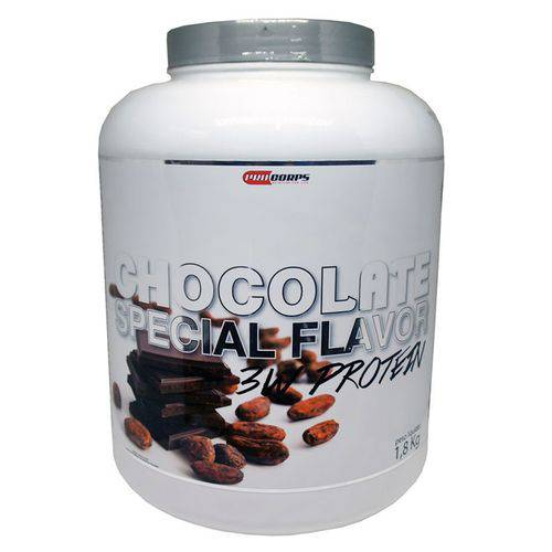 Whey Protein SPECIAL FLAVOR - Procorps - 1,8 Kg