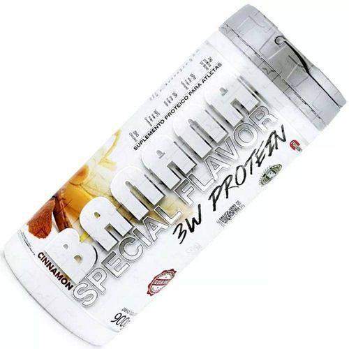 Whey Protein Special 3w Pro Corps - Sabor Banana com Canela 900g