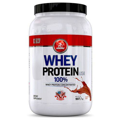 Whey Protein USA - Midway - 907g Chocolate