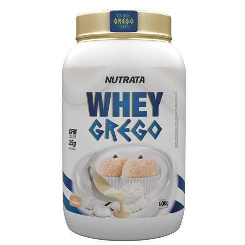 Whey Protein Whey Grego 900g - Nutrata