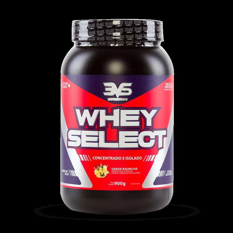 Whey Select (900g) 3VS