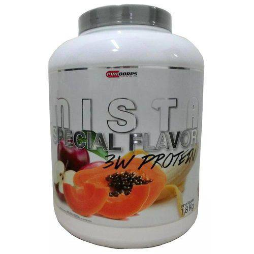 Whey 3w Especial Flavor (1.800 Kg) - Pro Corps