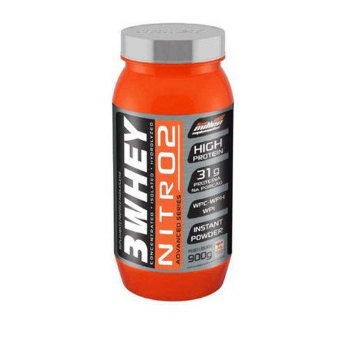Whey 3w Nitro2 Chocolate New Millen 900g
