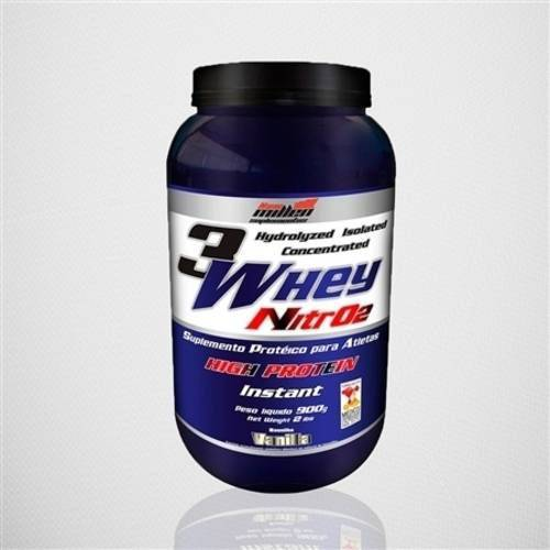 Whey 3W Nitro NO2 - New Millen