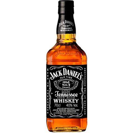 Whisky Americano JACK DANIEL'S Garrafa 1 Litro