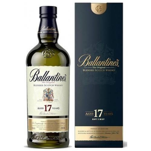 Whisky Ballantine's 17 Anos 750 Ml