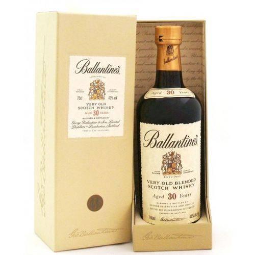Whisky Ballantines 30Anos (750ml)