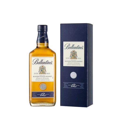 Whisky Ballantines 12 Anos 1L