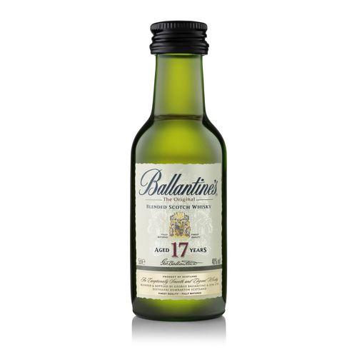 Whisky Ballantine's 17 Anos 50ml