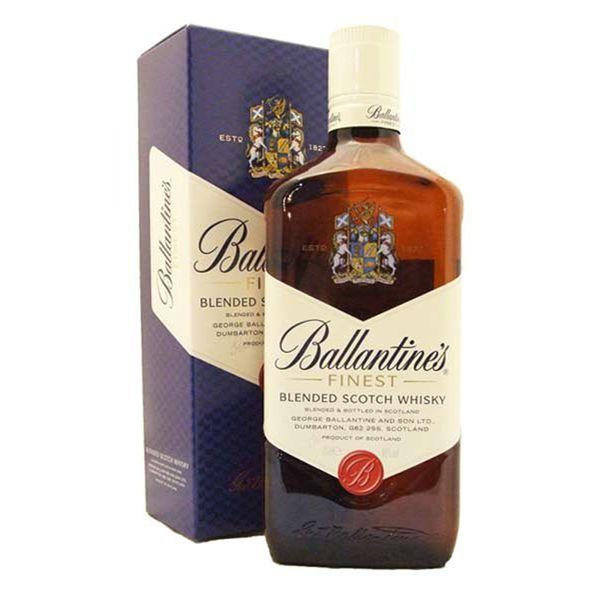 Whisky Ballantines 750ml Finest