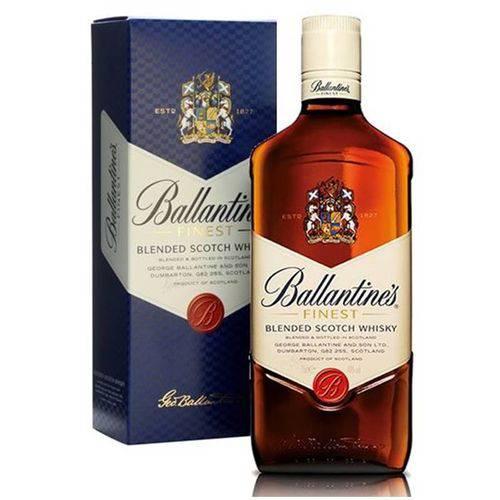 Whisky Ballantines Finest 08 Anos 1 Lt