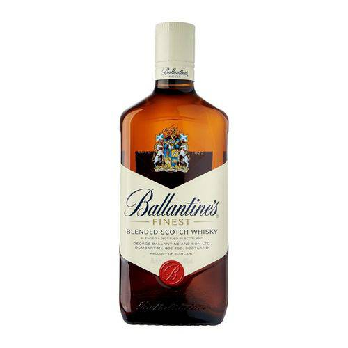 WHISKY BALLANTINES FINEST 8 Anos 1L