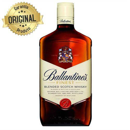 Whisky Ballantines Finest 8 Anos - 1L