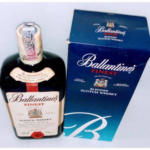 Whisky Ballantines Finest Blended Scotch Whisky 1L 43%