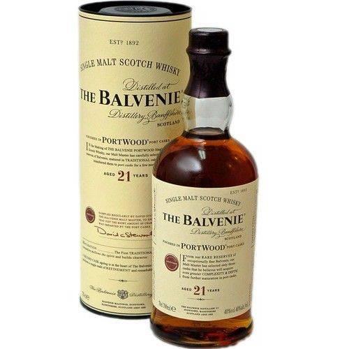 Whisky Balvenie PortWood 21 Anos 700 Ml