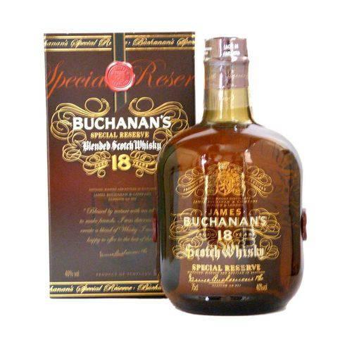 Whisky Buchanan S 18 Anos 750ml
