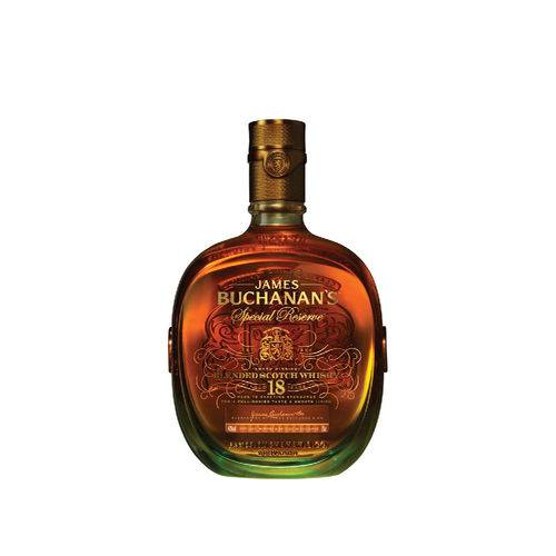 Whisky Buchanan S Special Reserve Aged 18 Years 750ml