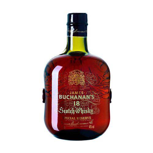 Whisky Buchanan's Special Reserve 18 Anos