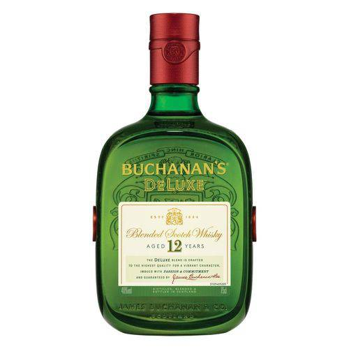 Whisky Buchanan's 12 Anos - 1 Litro