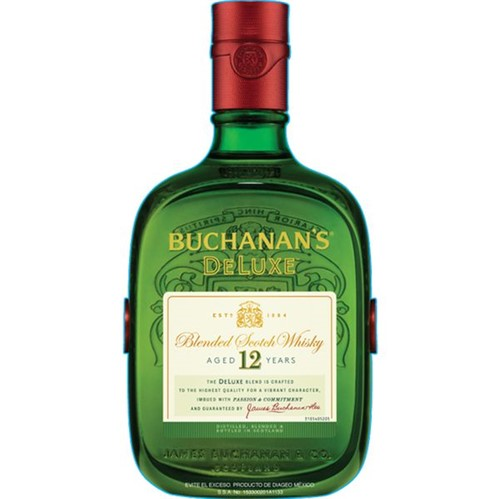 Whisky Buchanans 1l 12 Anos