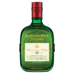 Whisky Buchanan's Deluxe Aged 12 Years 750ml
