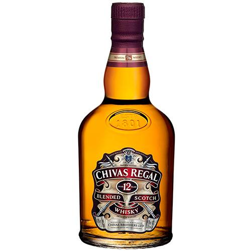 Whisky Chivas 12 Anos 375ml