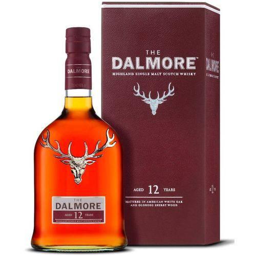 Whisky Dalmore 12 Anos 700ml