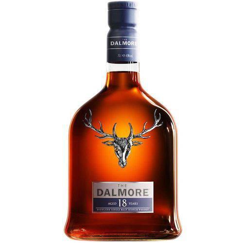 Whisky Dalmore 18 Anos 700ml