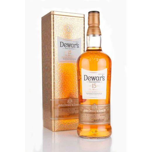 Whisky Dewars 15 Anos 750ml