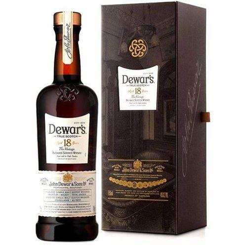 Whisky Dewars 18 Anos 1000 Ml.