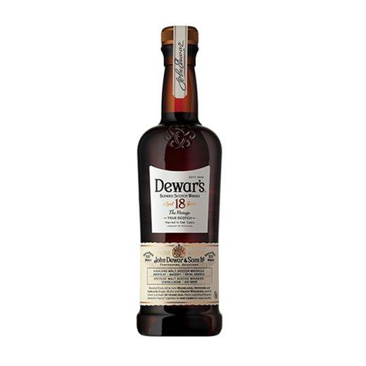 Whisky Dewars 18 Anos 750ml