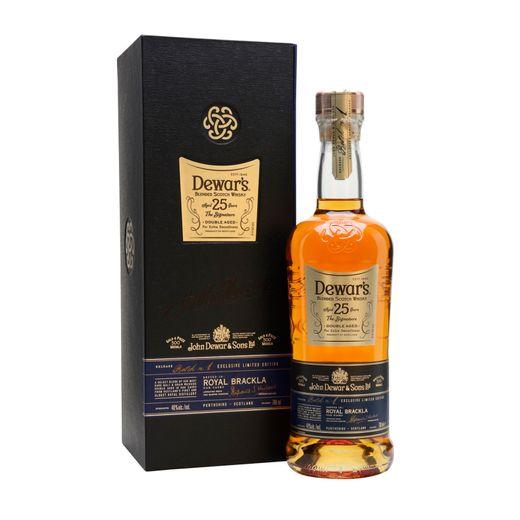 Whisky Dewars 25 Anos 750ml