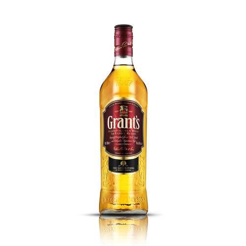 Whisky Escocês Grant´s 1000ml.