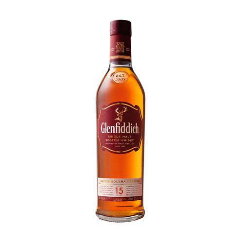Whisky Glenfiddich 15 Anos