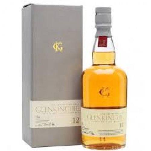Whisky Glenkichie Single Malt 12 Anos 750ML