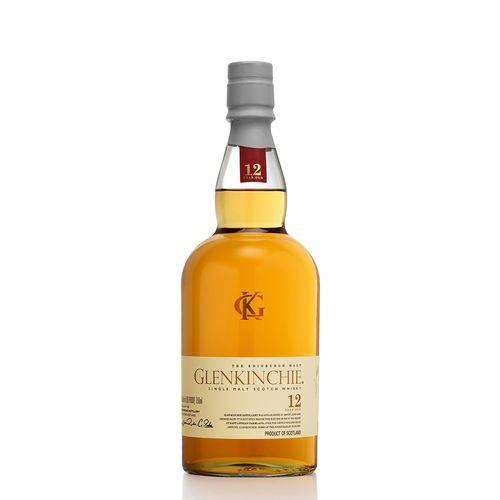Whisky Glenkinchie 12 Anos 750ml