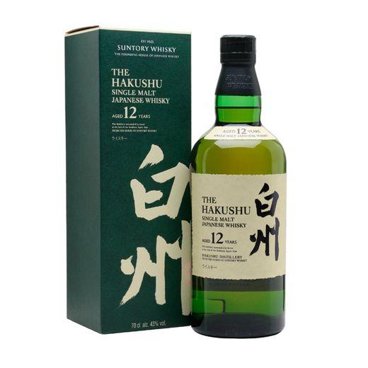 Whisky Hakushu 12 Anos 700ml