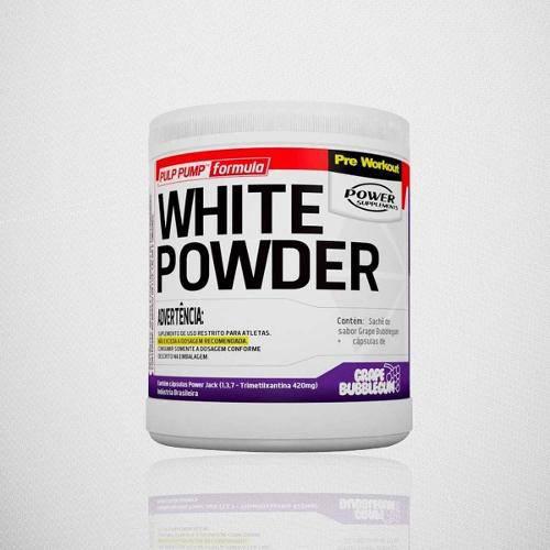 White Powder - Power Supplements