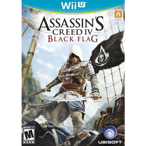 Wii U - Assassins Creed Iv: Black Flag