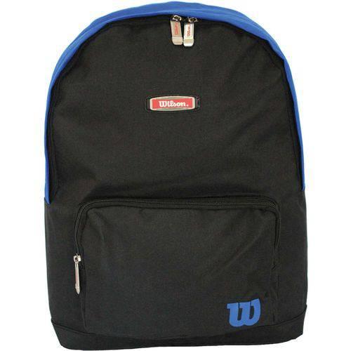 Wilson Preto e Azul 45cm. (7506235549688)