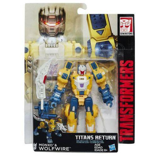Wolfwire Titan Legends Transformers - Hasbro B7036