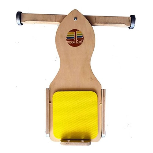 Woodkart Carrinho de Rolimã