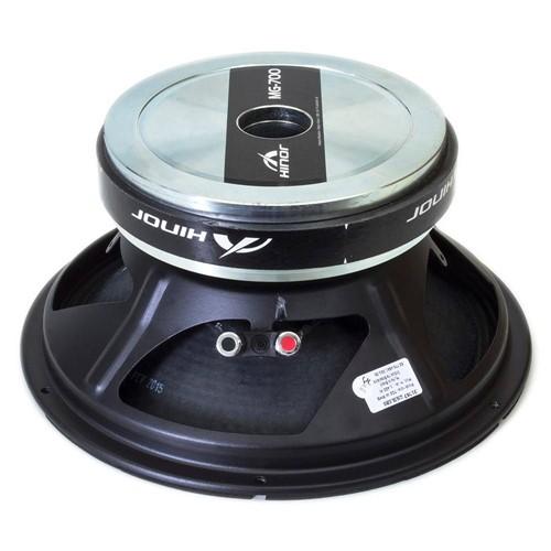 Woofer 12 Hinor 12mg700 - 700 Watts Rms