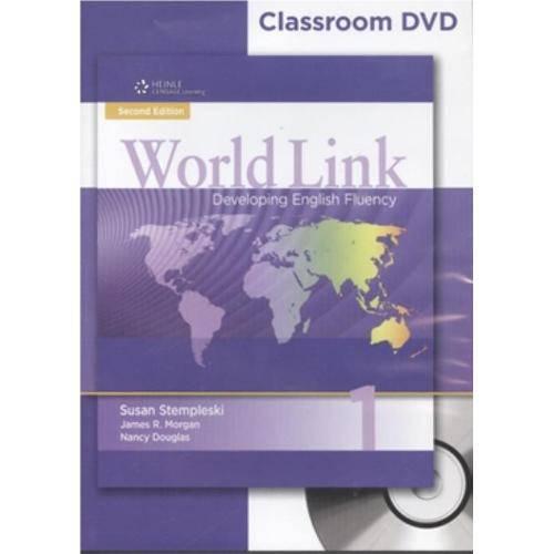 World Link 1 Classroom Dvd - 2nd Ed