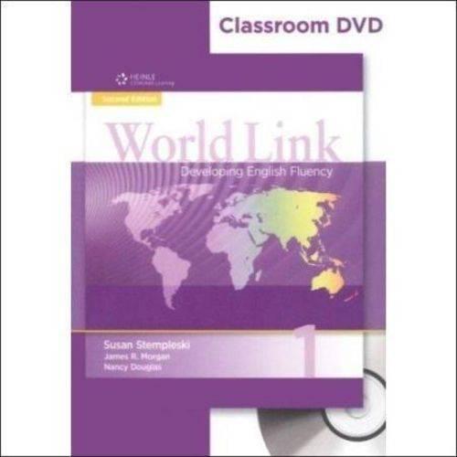 World Link 2nd Edition Book 1 - DVD